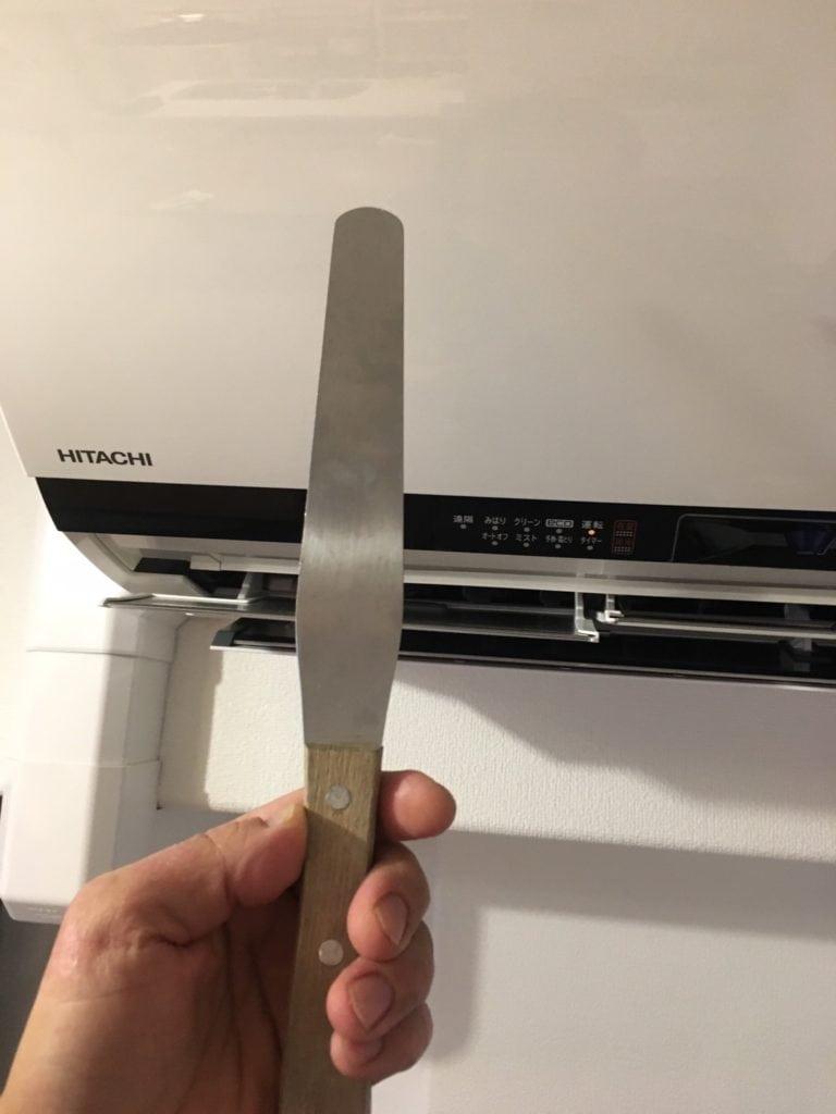 ファン 掃除 エアコン