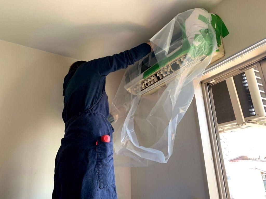 自分でできる?本格エアコン掃除に主婦が挑戦!道具と手順をまとめてみた